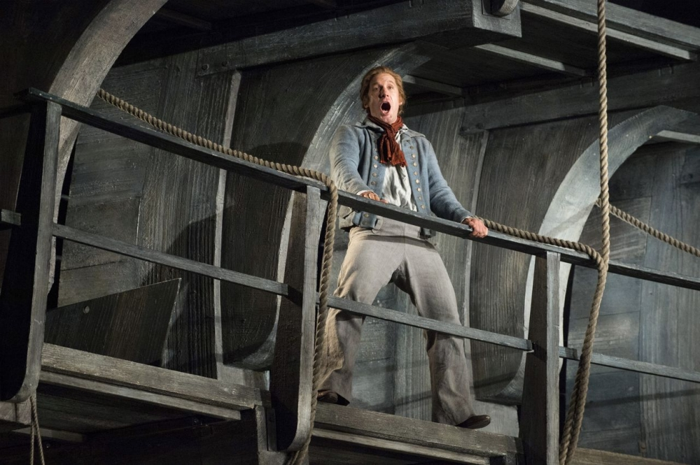 Jacques Imbralio: Billy Budd is a test for young opera singers
