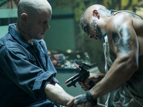 Matt Damon delivers in Elysium but doesn't dazzle in his future sci-fi battle