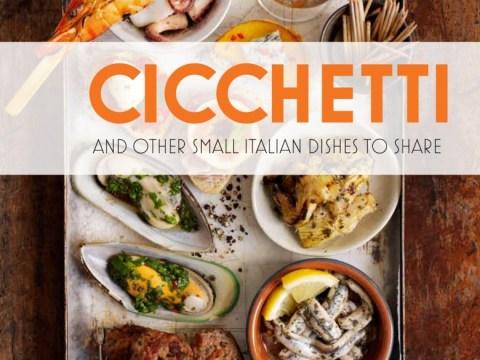 Italian cookbook Cicchetti is finger food worth thumbing through