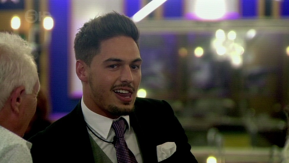 Mario Falcone returns to TOWIE after drugs shame but admits he's 'grown up'