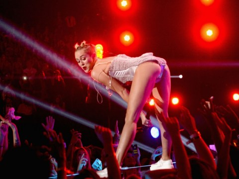 Gallery: Twerking and tweeting Miley Cyrus during the 2013 MTV Video Music Awards
