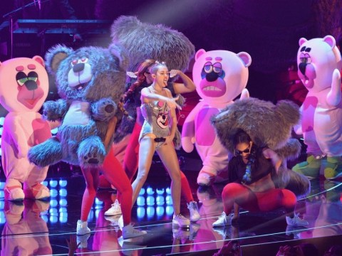 Miley Cyrus slammed by teddy charity over 'offensive' VMAs performance