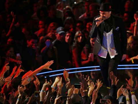Justin Timberlake: Miley Cyrus was declaring her womanhood at MTV Video Music Awards