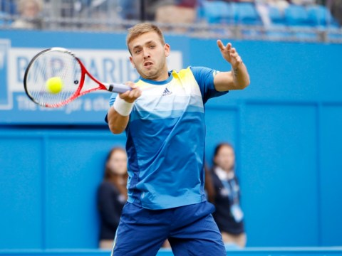 US Open 2013: British No.3 Dan Evans produces major shock by knocking out 11th seed Kei Nishikori