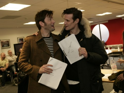 Doctor Who's Matt Smith and David Tennant to appear on The Graham Norton Show together