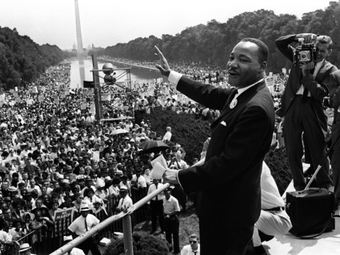 Fifty years on, Martin Luther King's dream still lives on