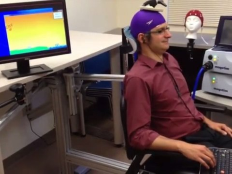 Hold on to your brain: Scientists show off first-ever real-life 'Vulcan mind meld'