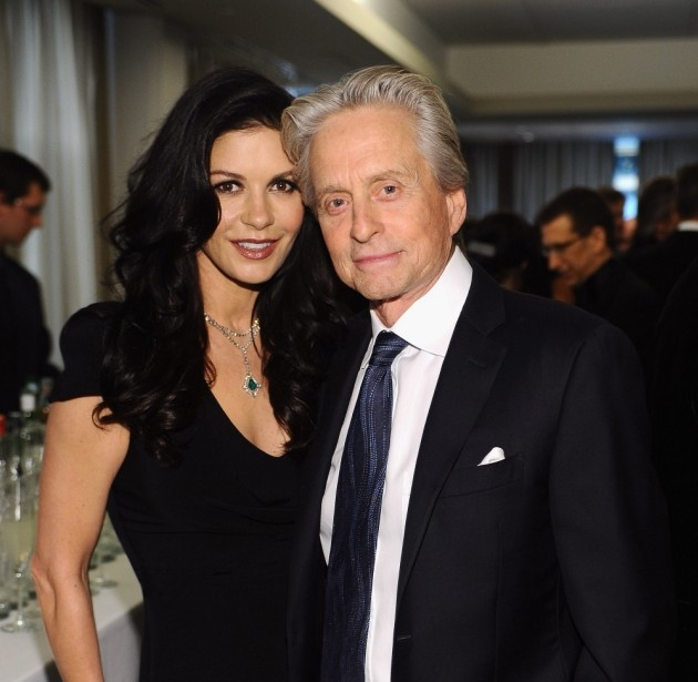 Catherine Zeta-Jones and Michael Douglas: How to have a celebrity divorce