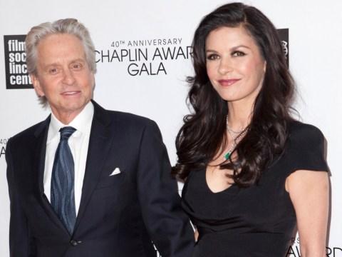 'It's a temporary separation': Michael Douglas denies marriage trouble with Catherine Zeta-Jones