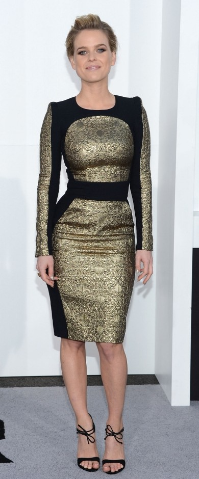 Actress Alice Eve (Picture: Getty)