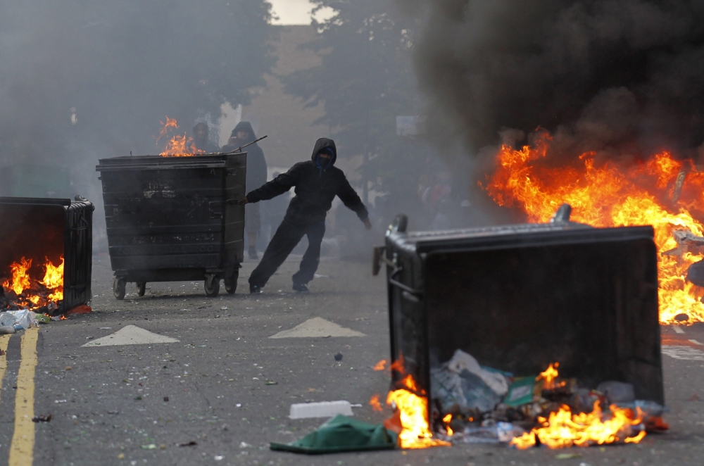Haringey mayor: Riots were the best thing to happen to Tottenham in a while