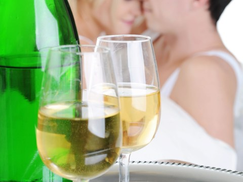 One in ten couples haven't made love sober in over six months