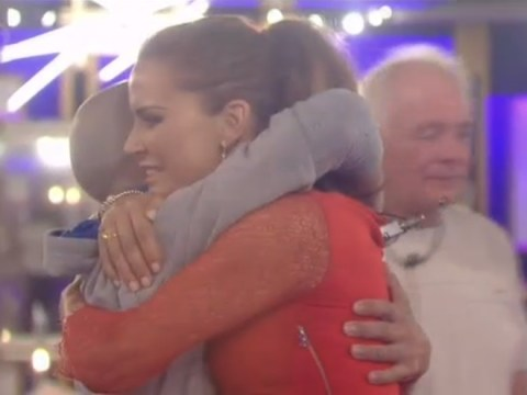 Louie Spence and Sophie Anderton let loose in Celebrity Big Brother house