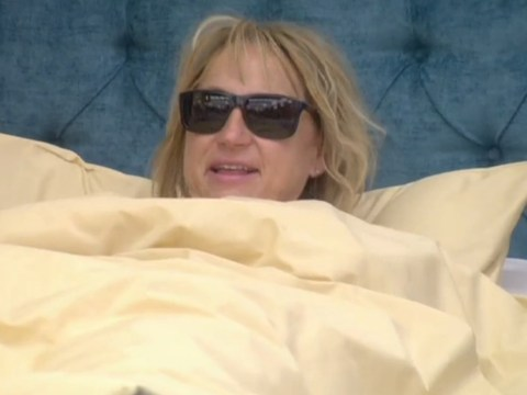 Celebrity Big Brother 2013: Carol McGiffin's 'zombie' sleeping habits come under fire from Sophie Anderton
