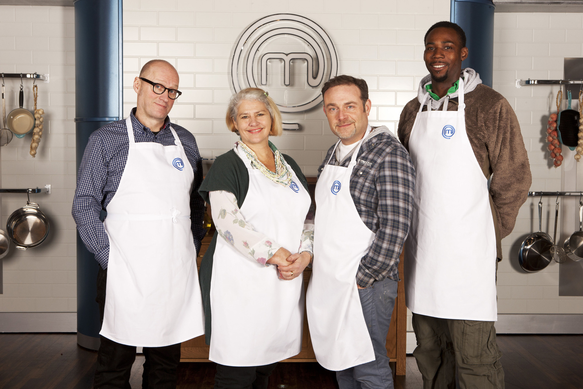 Ade Edmondson wins over viewers with Celebrity Masterchef prowess
