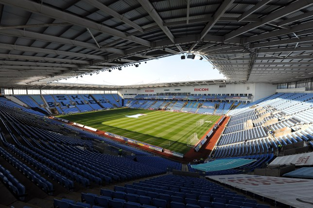 Coventry City will remain in League One (Picture: PA)