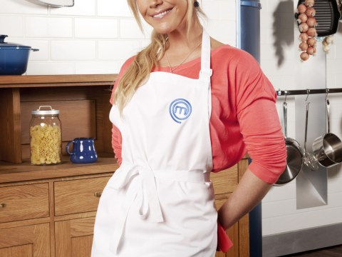 Heidi Range makes early exit from Celebrity Masterchef