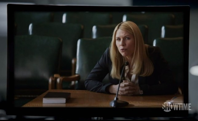 Homeland season 3 will see the latest developments in the Carry - Brody saga unfold (Picture: Showtime)