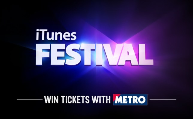 Win tickets to the iTunes Festival 2013