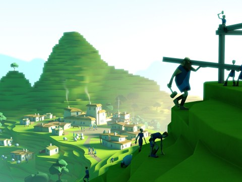 Godus preview and Peter Molyneux interview – Populous redux
