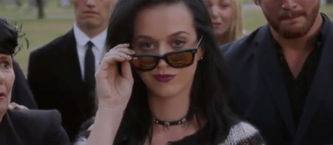 Katy Perry attends funeral in new Roar teaser