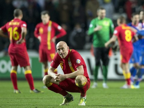 West Ham's James Collins hits back at Chris Coleman: I never refused to play for Wales