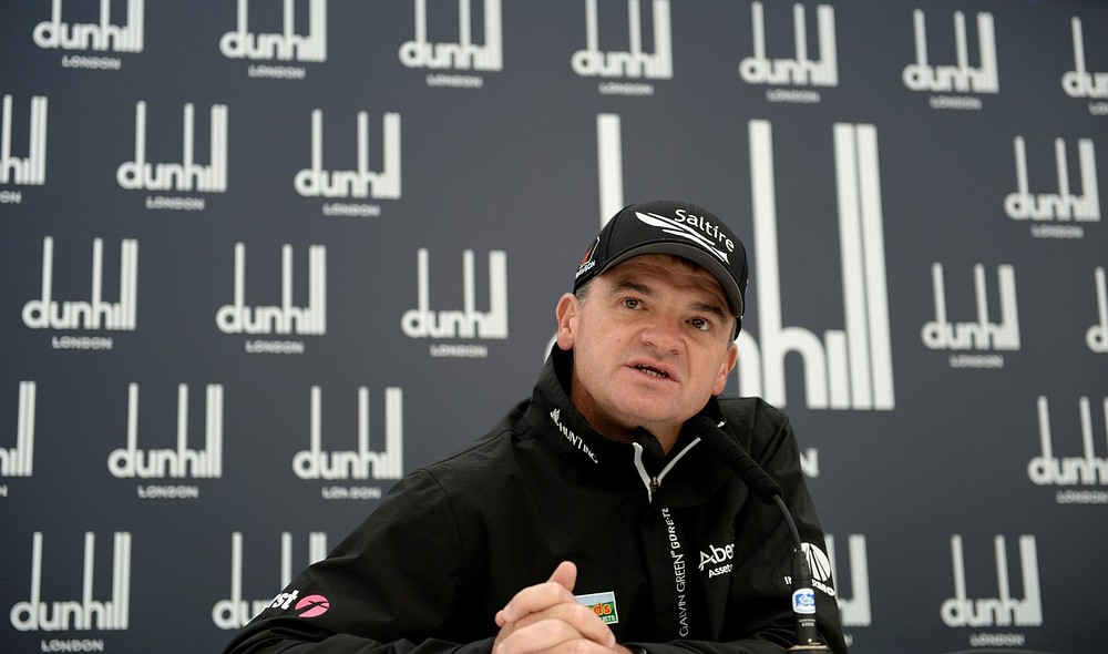 Paul Lawrie disappointed by players missing Seve Trophy