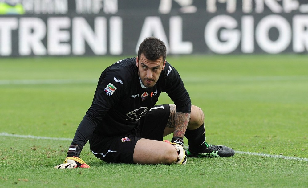 Arsenal signing Emiliano Viviano tells boss Arsene Wenger that he's not here just to warm the Gunners bench