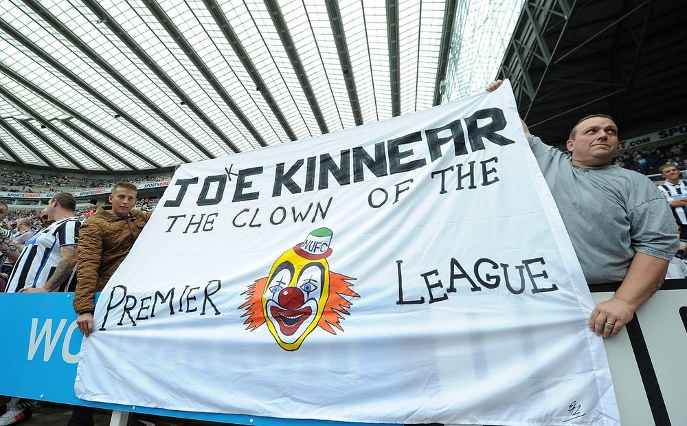 Newcastle United transfer window report card: Don't blame Joe Kinnear for lacklustre transfer policy