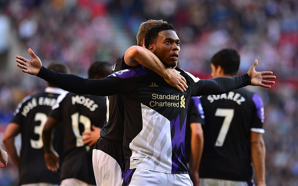 Luis Suarez and Daniel Sturridge are Premier League's most deadly duo, insists Liverpool boss Brendan Rodgers