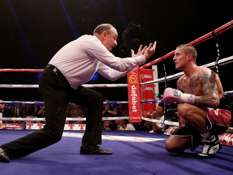 Ricky Burns will continue boxing despite jaw surgery, says his manager