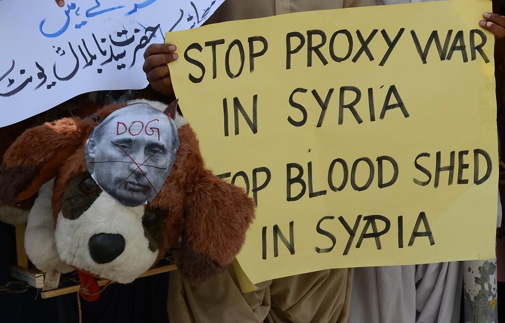 Syria vote: A lose-lose situation?
