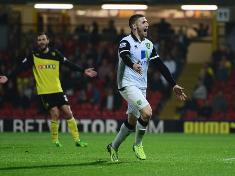 Hooper and Murphy save City (and Hughton) as the Canaries edge out the Hornets