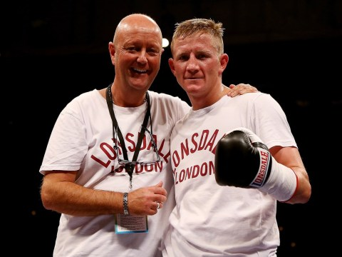 Boxing saddened by the death of manager and matchmaker Dean Powell