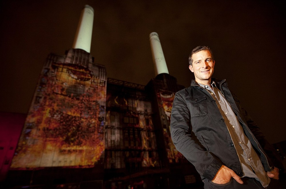 Bear Grylls and Discovery Channel criticised by London Fire Brigade following false alarm at Battersea Power Station