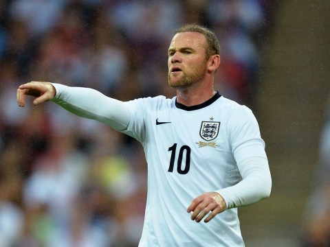 Wayne Rooney out of England's World Cup double header with head injury