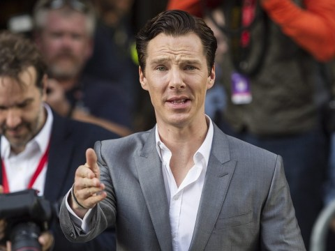 Benedict Cumberbatch: I haven't been offered Star Wars Episode 7