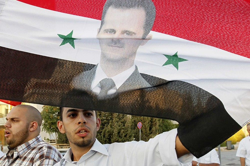 Russia tells Syrian president Bashar al-Assad: Give up chemical weapons