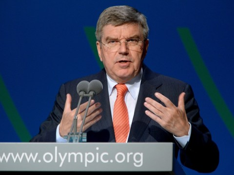 Thomas Bach elected as new IOC president