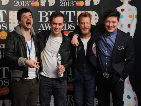 Mumford & Sons 'thrown out of strip club for filming'