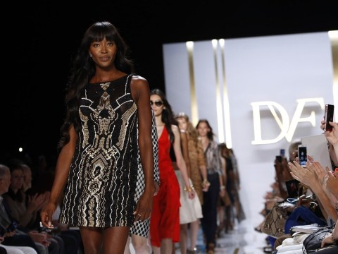 Naomi Campbell: Not choosing models of colour is racist