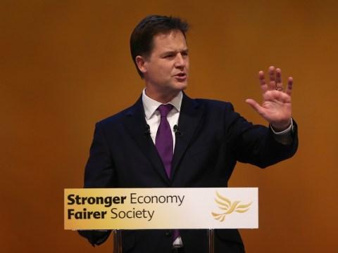Nick Clegg's 'personal' leader's speech backfired horribly