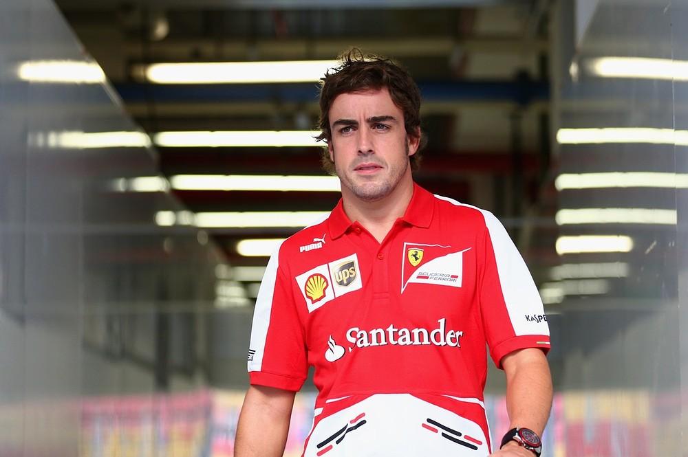 Fernando Alonso commits future to Ferrari amid McLaren interest