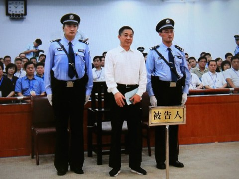 Former Chinese politician Bo Xilai sentenced to life in prison over corruption charges