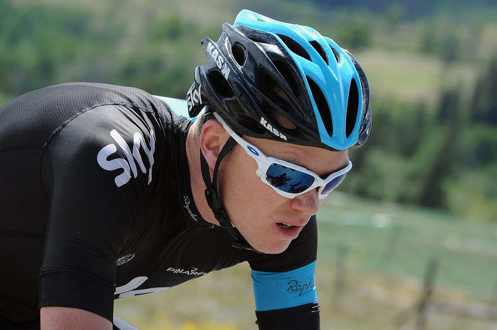 Chris Froome quits road race at cycling's World Championships