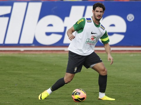 Spurs failed with late Alexandre Pato bid