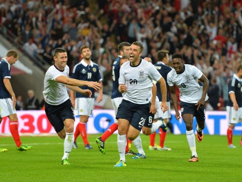 Rickie Lambert is ready for leading role, says England boss Roy Hodgson