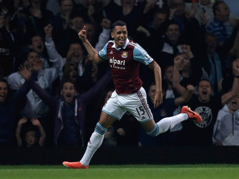 West Ham's Ravel Morrison shines as Big Sam celebrates his century with Capital One Cup win over Cardiff City