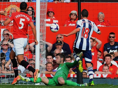 Steve Clarke: Morgan Amalfitano inspired West Brom to Old Trafford victory