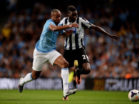 Manchester City handed boost as Vincent Kompany looks set to be fit for Champions League action